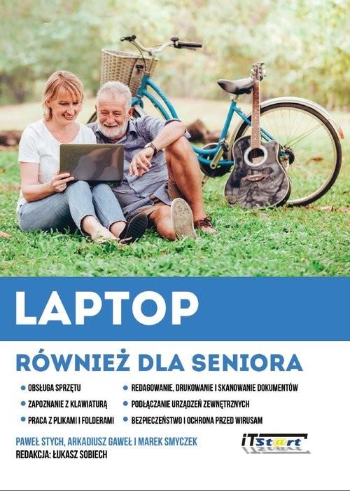 okładka Internet również dla seniora, Książka | Karol Zwierzchowski, Jakub Hewig, Mar Smyczek