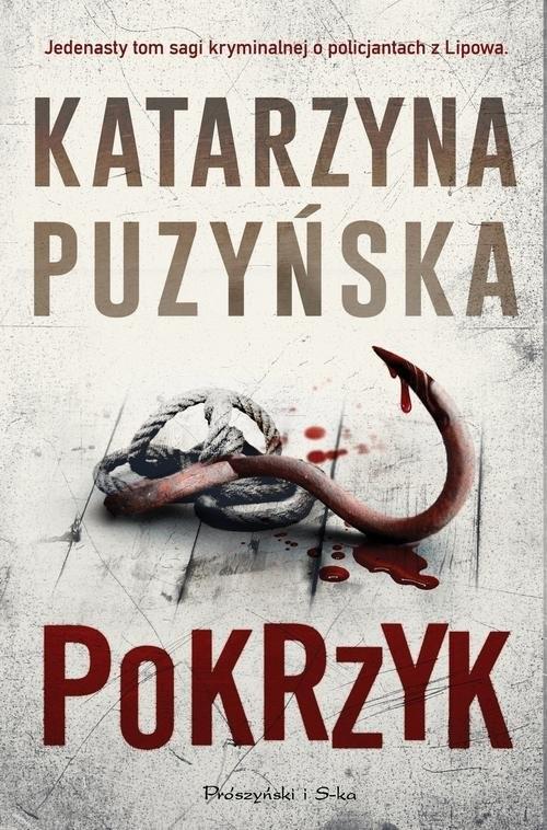 okładka Pokrzyk, Książka | Puzyńska Katarzyna
