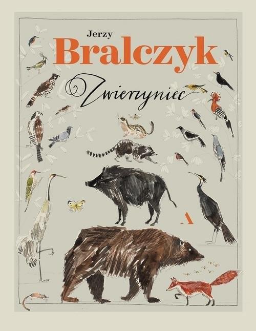 okładka Zwierzyniec, Książka | Bralczyk Jerzy