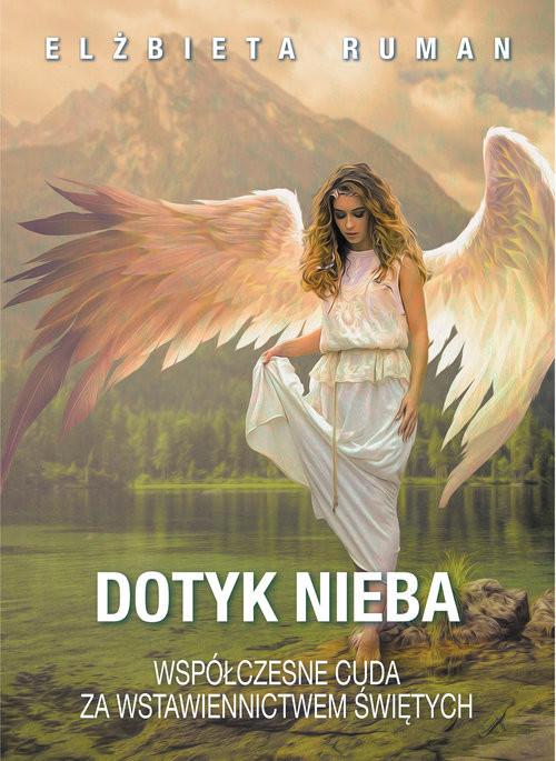 okładka Dotyk Nieba, Książka   Ruman Elżbieta