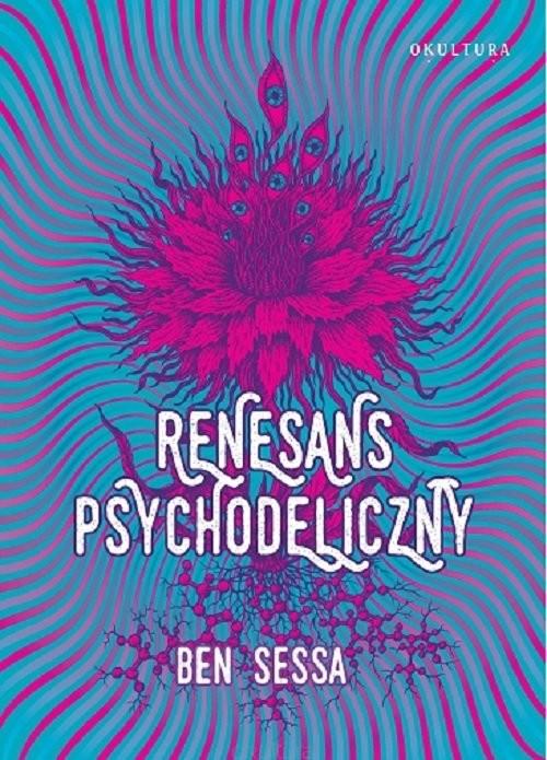 okładka Renesans psychodeliczny, Książka | Sessa Ben