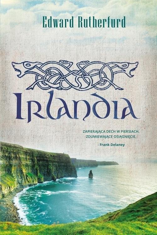 okładka Irlanida, Książka | Edward Rutherfurd