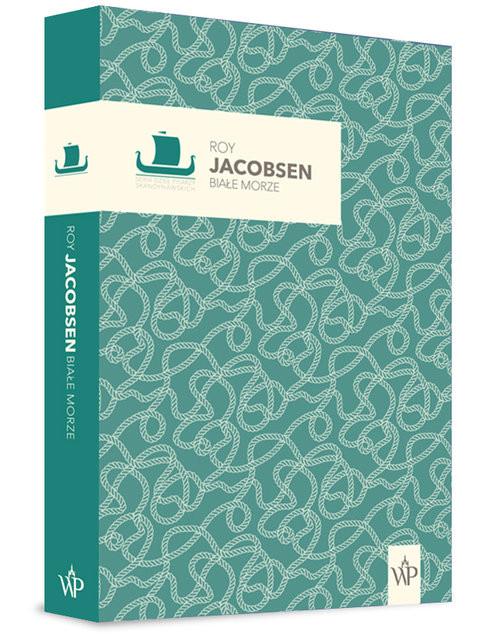 okładka Białe morze, Książka | Roy Jacobsen