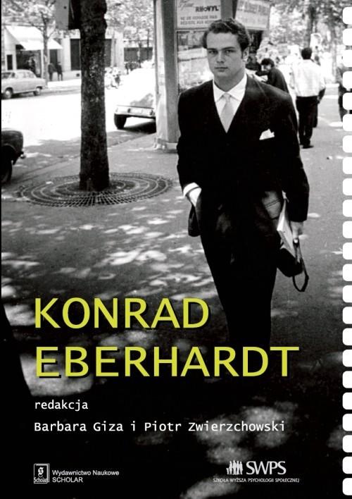 okładka Konrad Eberhardt, Książka |
