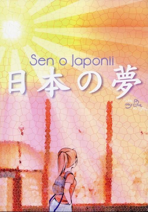 okładka Sen o Japonii, Książka | Kicyła Patrycja