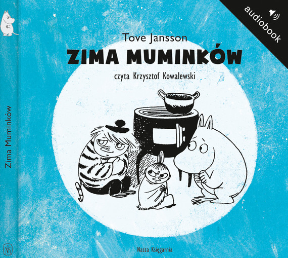 okładka Zima Muminków, Audiobook | Tove Jansson
