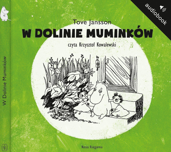 okładka W Dolinie Muminków, Audiobook | Tove Jansson