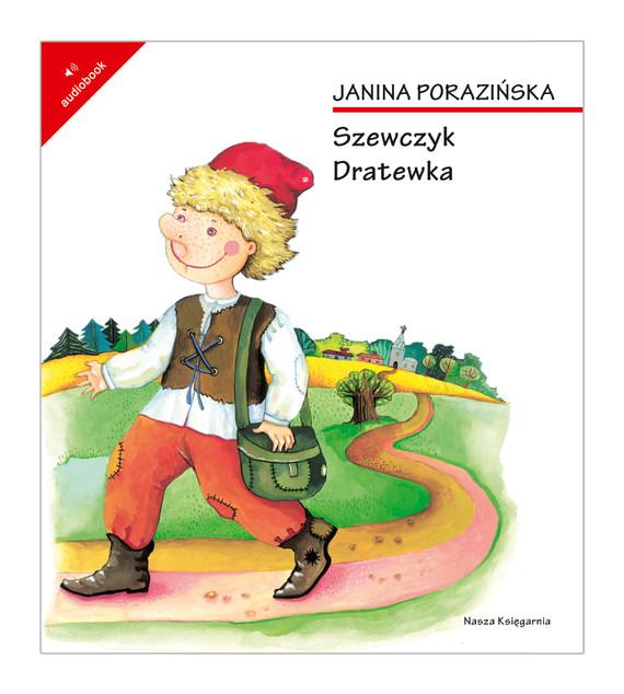 okładka Szewczyk Dratewkaaudiobook | MP3 | Janina Porazińska