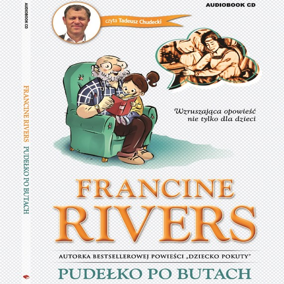 okładka Pudełko po butach, Audiobook | Francine Rivers