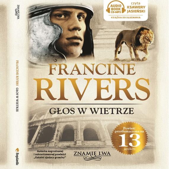 okładka Głos w wietrzeaudiobook | MP3 | Francine Rivers