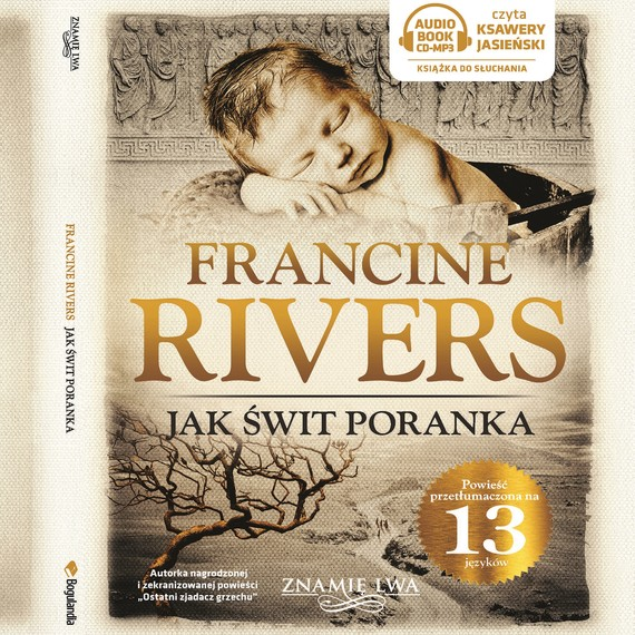 okładka Jak świt porankaaudiobook | MP3 | Francine Rivers
