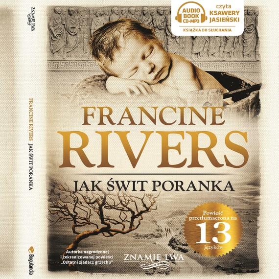 okładka Jak świt poranka, Audiobook | Francine Rivers