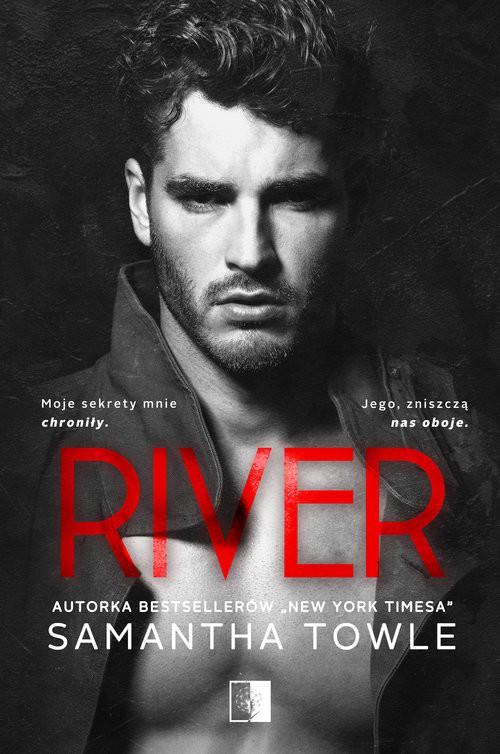 okładka River, Książka   Samantha Towle