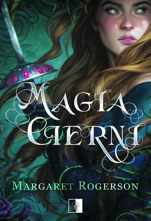 okładka Magia Cierni, Książka | Margaret Rogerson
