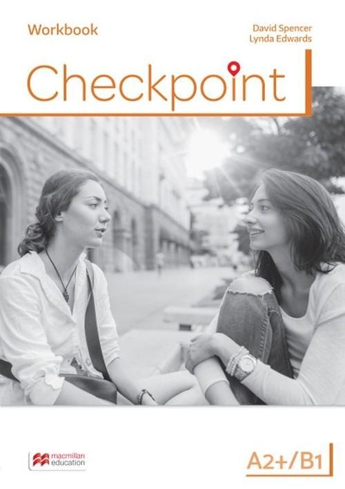 okładka Checkpoint A2+/B1 Zeszyt ćwiczeń, Książka | David Spencer, Lynda Edwards