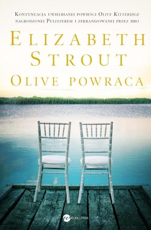 okładka Olive powraca, Książka | Elizabeth Strout
