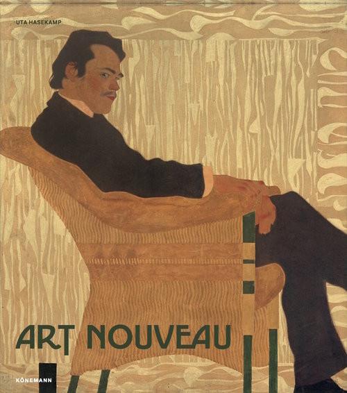 okładka Art Nouveau, Książka   Hasekamp Uta