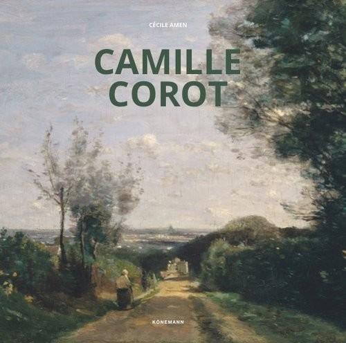 okładka Camille Corot, Książka | Amen Cecile