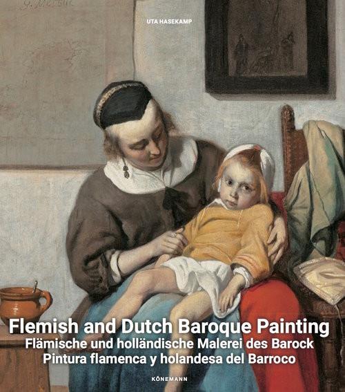 okładka Flemish & Dutch Baroque Painting, Książka | Hasekamp Uta