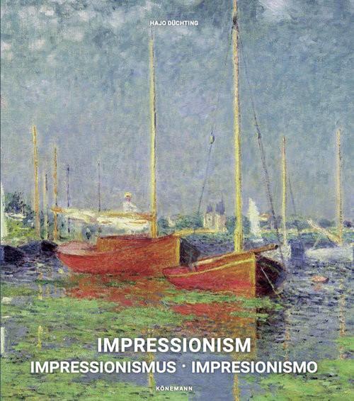 okładka Impressionismksiążka      Düchting Hajo