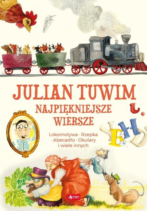 okładka Julian Tuwim. Wiersze, Książka | Tuwim Julian