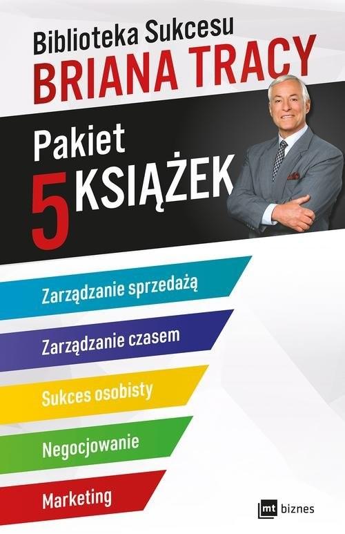 okładka Biblioteka sukcesu Briana Tracy Pakiet Bksiążka |  | Brian Tracy