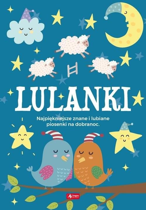 okładka Lulanki, Książka |