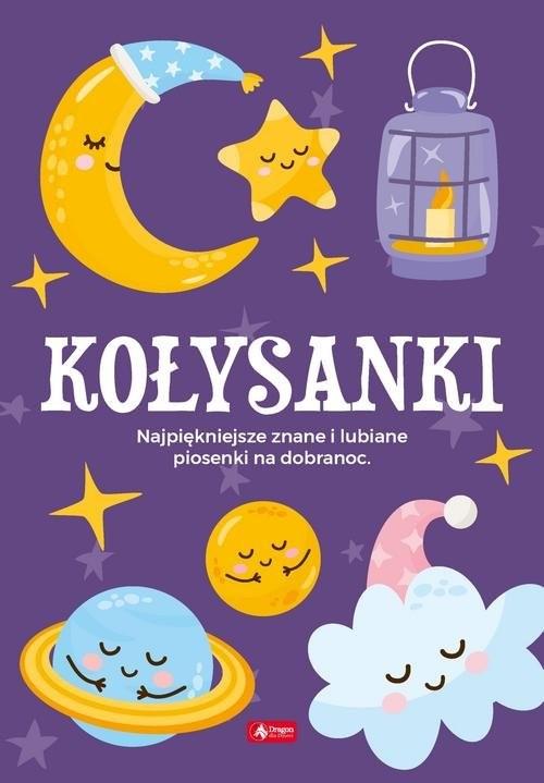okładka Kołysanki, Książka |
