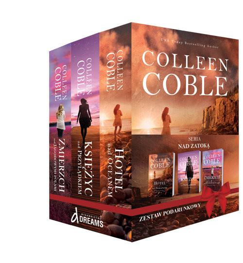 okładka Pakiet Nad Zatoką, Książka   Coble Colleen