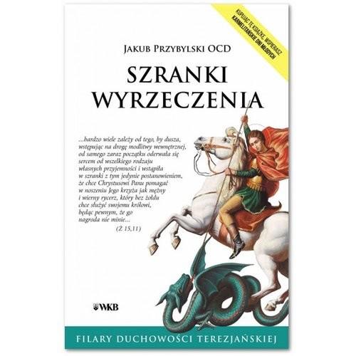 okładka Szranki wyrzeczenia, Książka   Przybylski Jakub