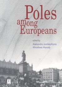 okładka Poles among Europeans, Książka | Jasińska-Kania Aleksandra