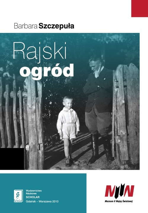okładka Rajski ogród, Książka | Szczepuła Barbara