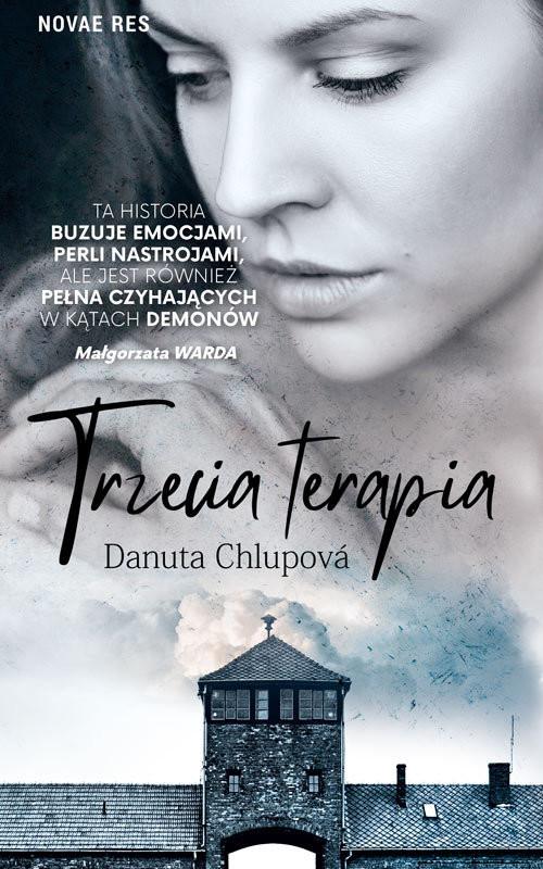 okładka Trzecia terapiaksiążka |  | Chlupova Danuta