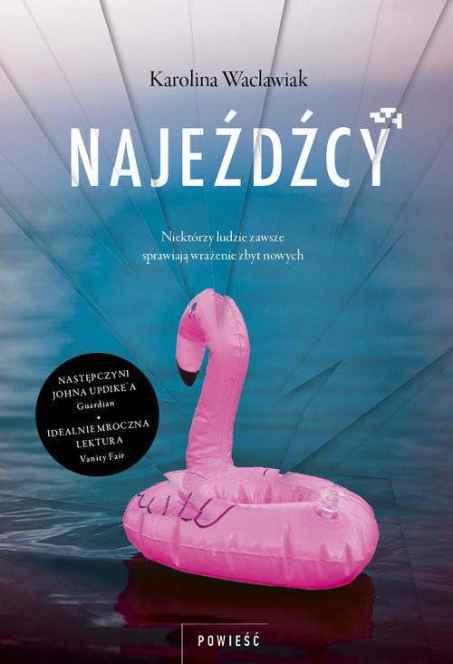 okładka Najeźdźcy, Książka | Waclawiak Karolina