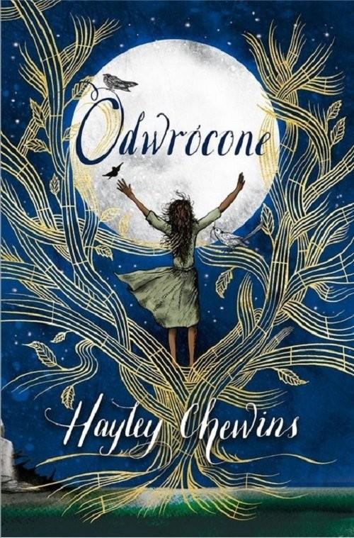okładka Odwrócone, Książka | Chewins Hayley