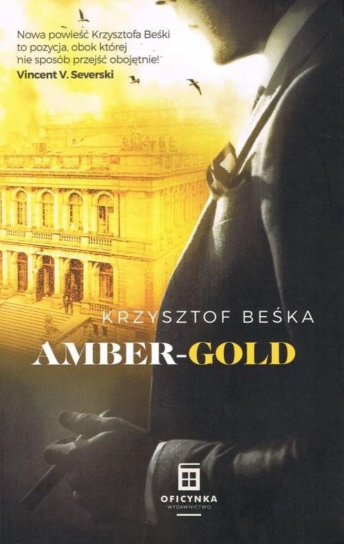 okładka Amber-Goldksiążka      Krzysztof Beśka