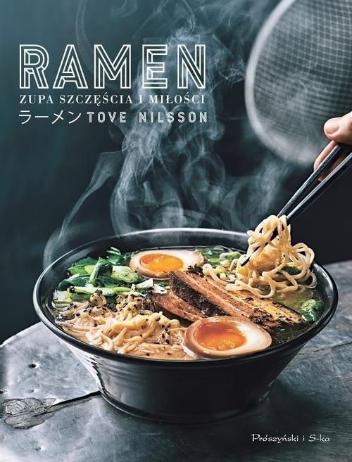 okładka Ramen Zupa szczęścia i miłościksiążka |  | Nilsson Tove