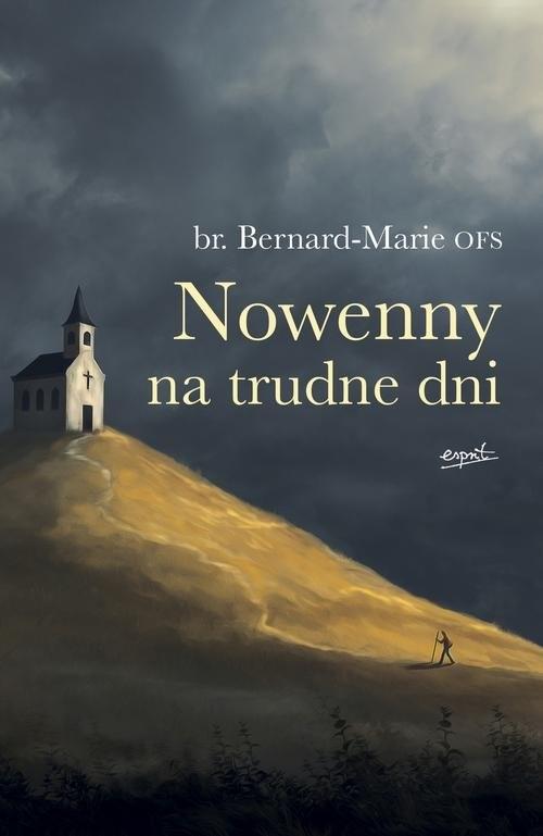 okładka Nowenny na trudne dni, Książka | Bernard-Marie