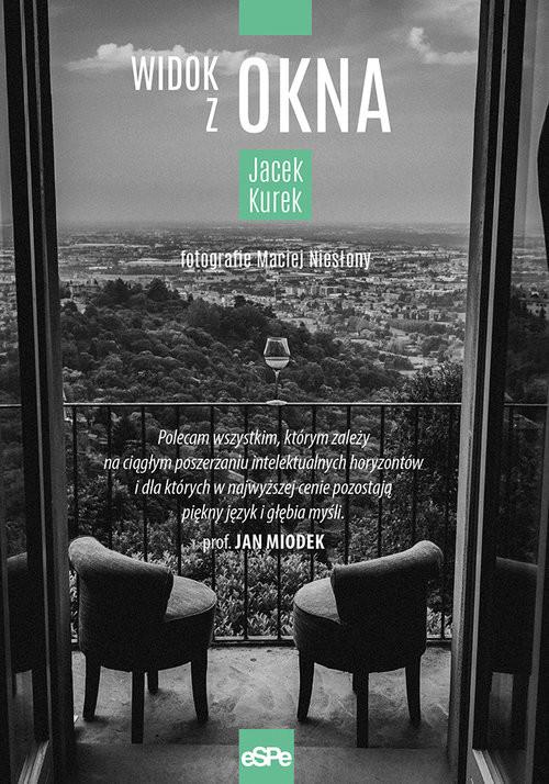 okładka Widok z okna, Książka | Kurek Jacek