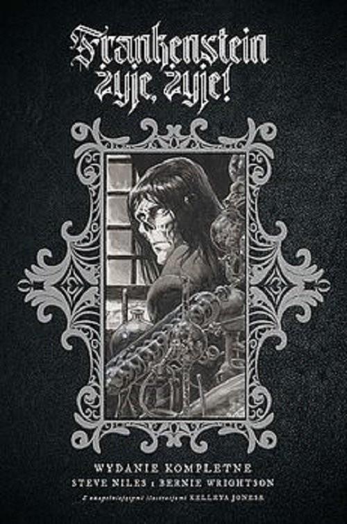 okładka Frankenstein żyje, żyje!, Książka | Niles Steve