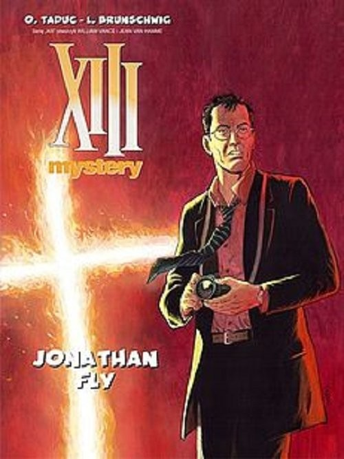 okładka XIII - Mystery #11: Jonathan Fly., Książka | Luc Brunschwig