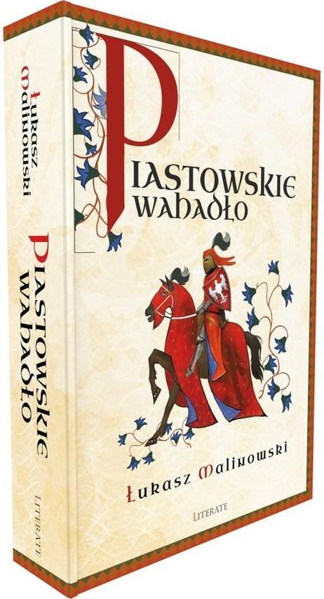 okładka Piastowskie wahadło, Książka | Malinowski Łukasz