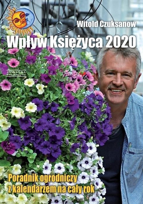 okładka Wpływ księżyca 2020, Książka | Witold Czuksanow