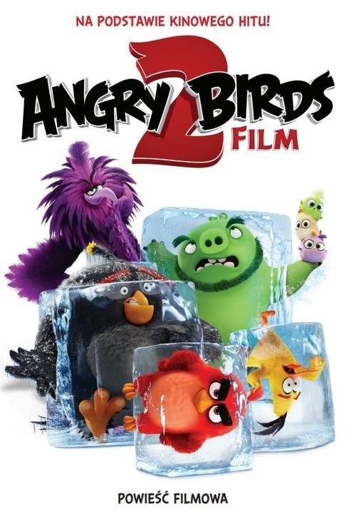 okładka Angry Birds 2 Powieść filmowa, Książka  
