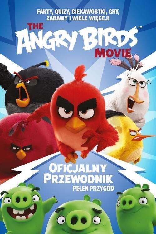 okładka Angry Birds Oficjalny przewodnik pełen przygód, Książka  