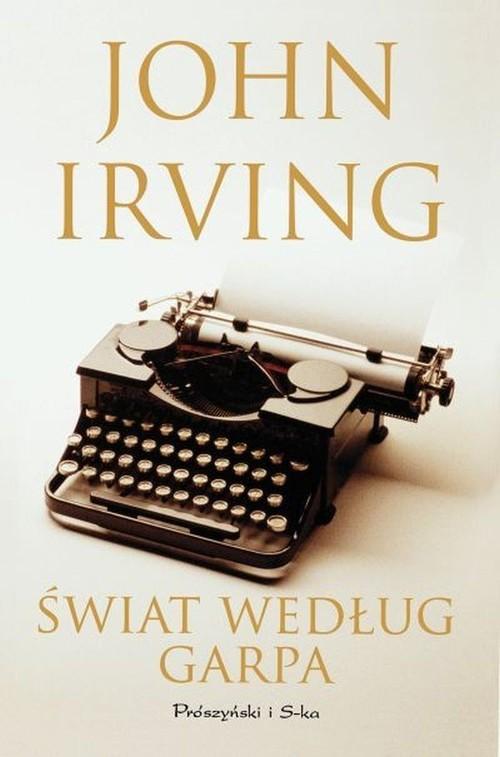 okładka Świat według Garpa, Książka | John Irving