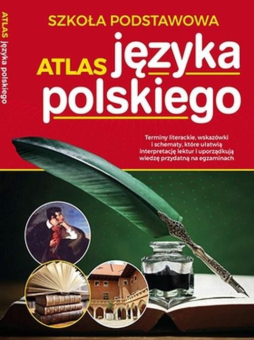 okładka Atlas języka polskiego Szkoła podstawowa, Książka |