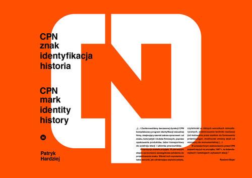 okładka CPN. Znak, identyfikacja, historia, Książka | Hardziej Patryk