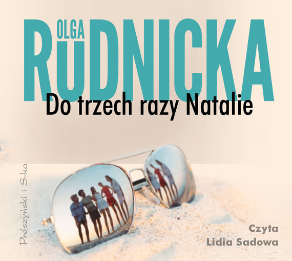 okładka Do trzech razy Natalieaudiobook | MP3 | Olga Rudnicka