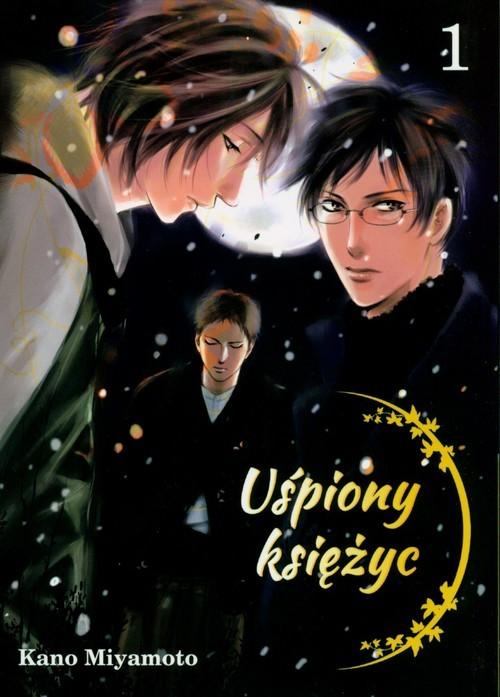 okładka Uśpiony księżyc Tom 1, Książka | Miyamoto Kano